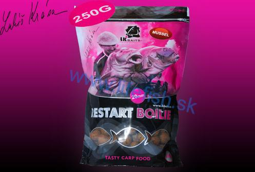 LK BAITS ReStart Mussel 250g, 18mm