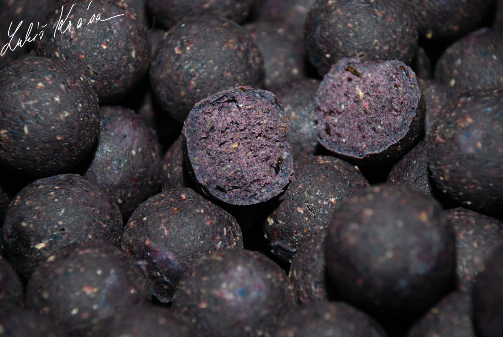 LK BAITS Top ReStart Purple Plum 1kg, 20mm
