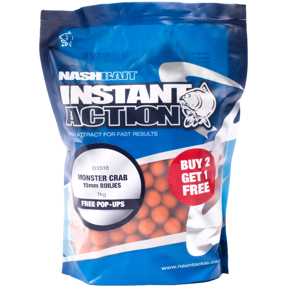 NASH Instant Action Monster Crab 15mm 200g