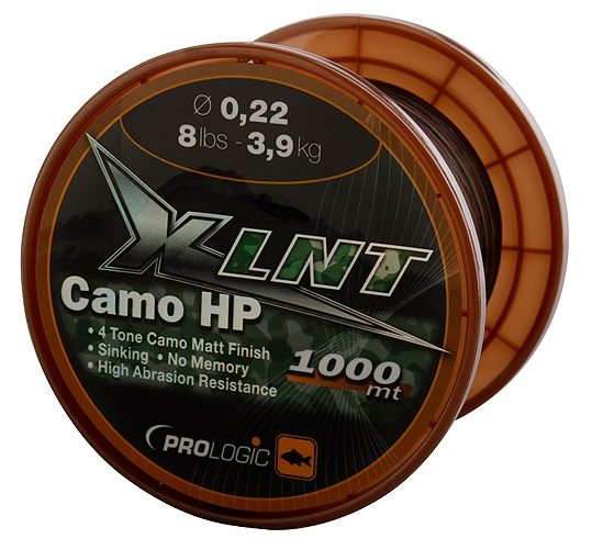 PROLOGIC XLNT HP Camo 1000m - 0.28mm / 5.6kg