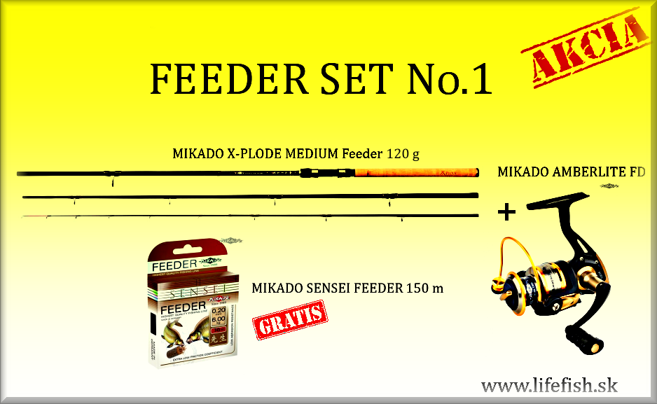 MIKADO Feeder Set No. 1