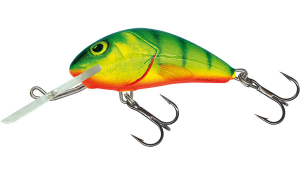 SALMO Wobler Hornet Sinking Hot Perch