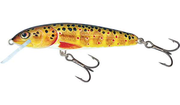 SALMO Wobler Minnow Floating Trout 5cm, 3g