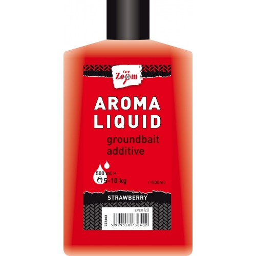 CARP ZOOM Aroma Liquid 500ml - Spice Magic (korenené kúzlo)