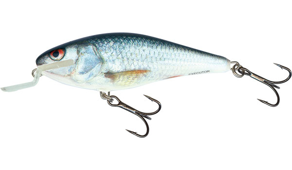 SALMO Wobler Executor Shallow Runner Real Dace - 7cm, 8g