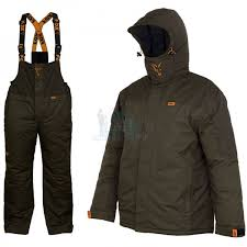FOX Zimný Oblek Carp Winter Suit  - S