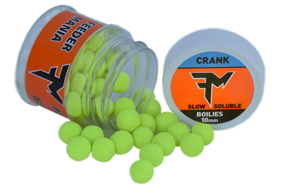 FEEDERMANIA Pop Up Boilies - Crank 10mm, 15g