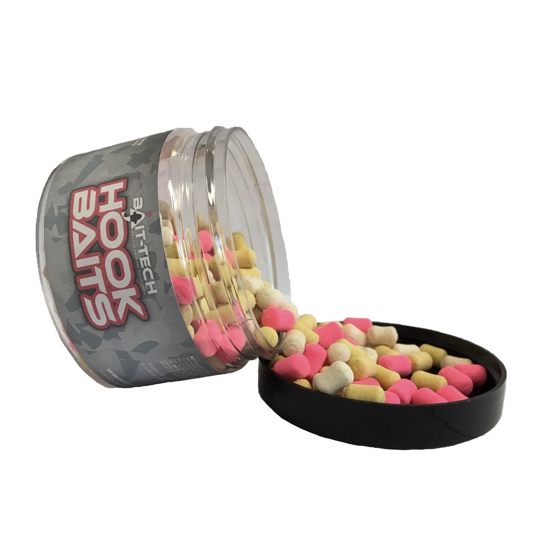 BAIT-TECH Dumbell Wafters Krill a Tuna 10mm, 70g