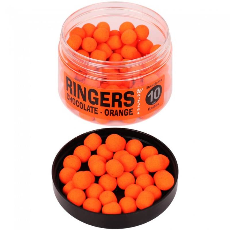 RINGERS Wafter 10mm - CHOCO/ORANGE