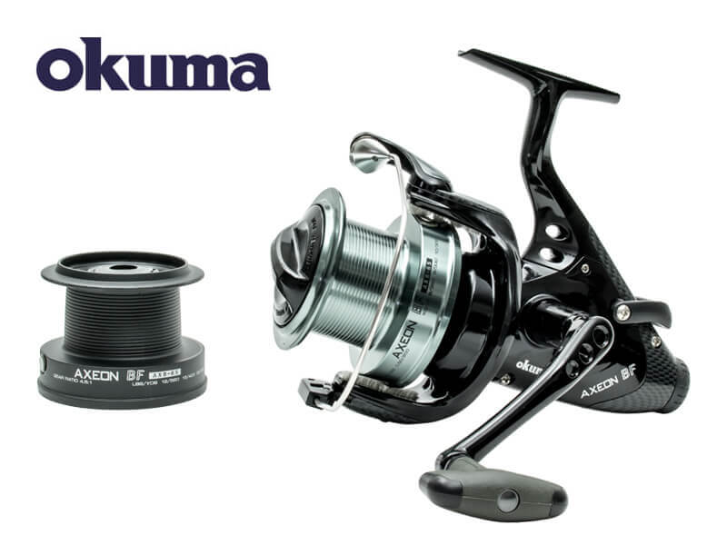 OKUMA Axeon Bait Feeder AXB-565