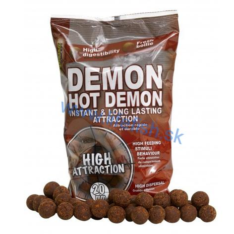 STARBAITS Boilies Hot Demon 1kg, 10mm