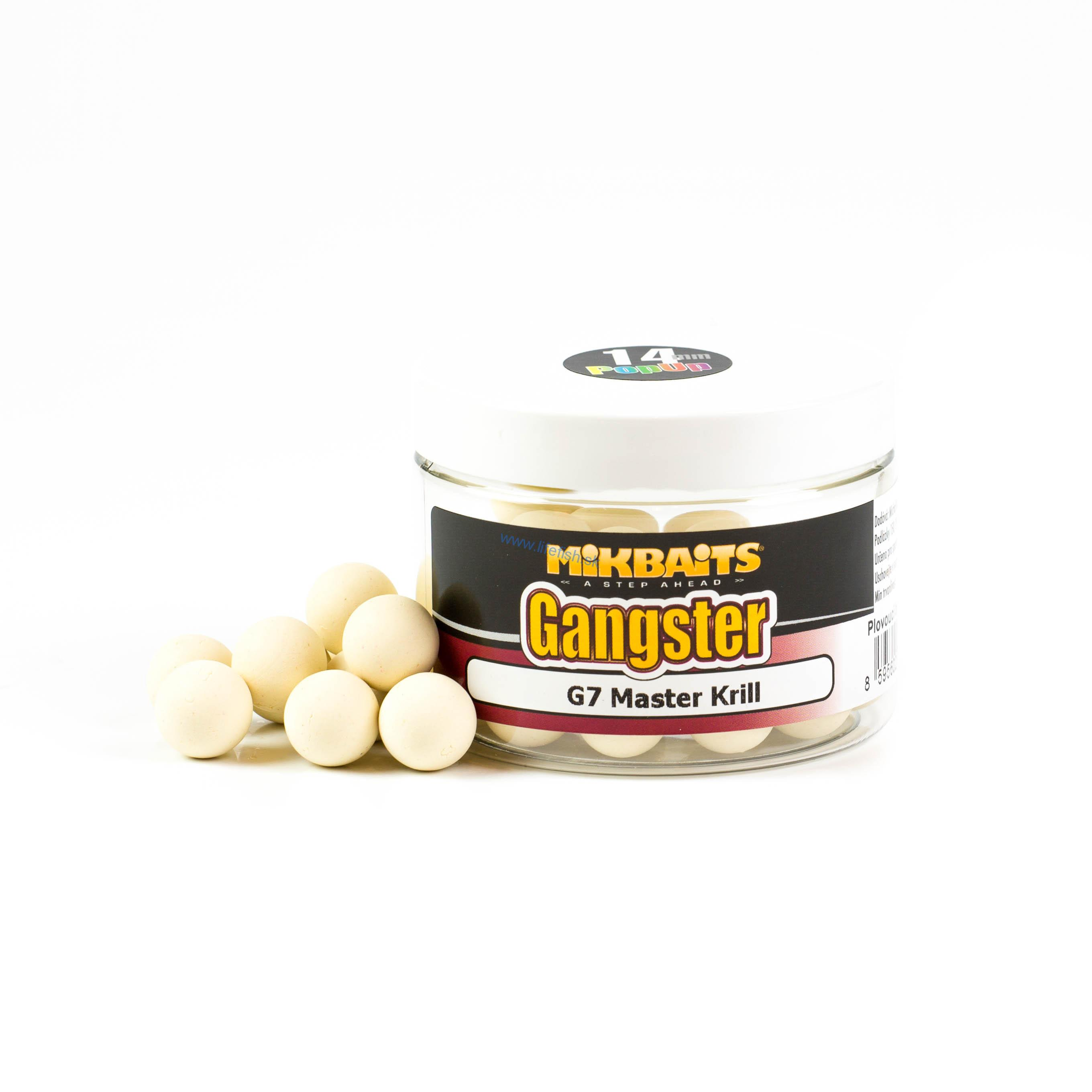 MIKBAITS Gangster pop-up 150ml