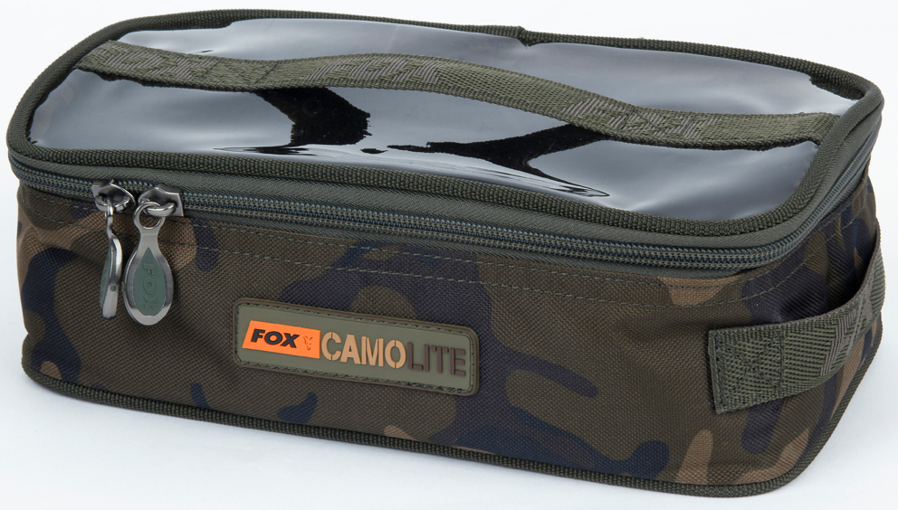 FOX Púzdro - Camolite Accessory Bag - Large /27x16x9.5cm/