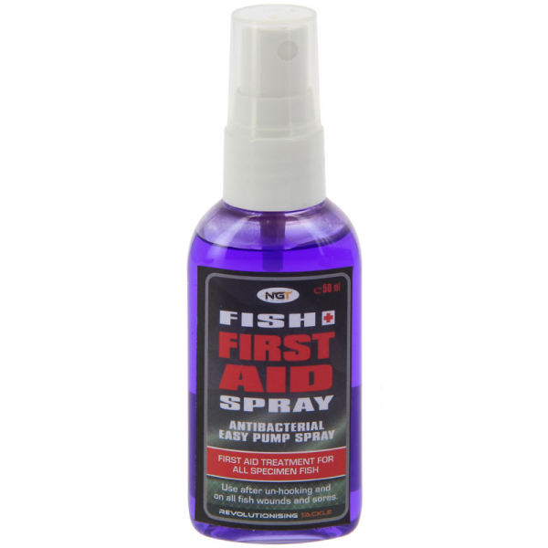 NGT Antibacterial Spray 50ml