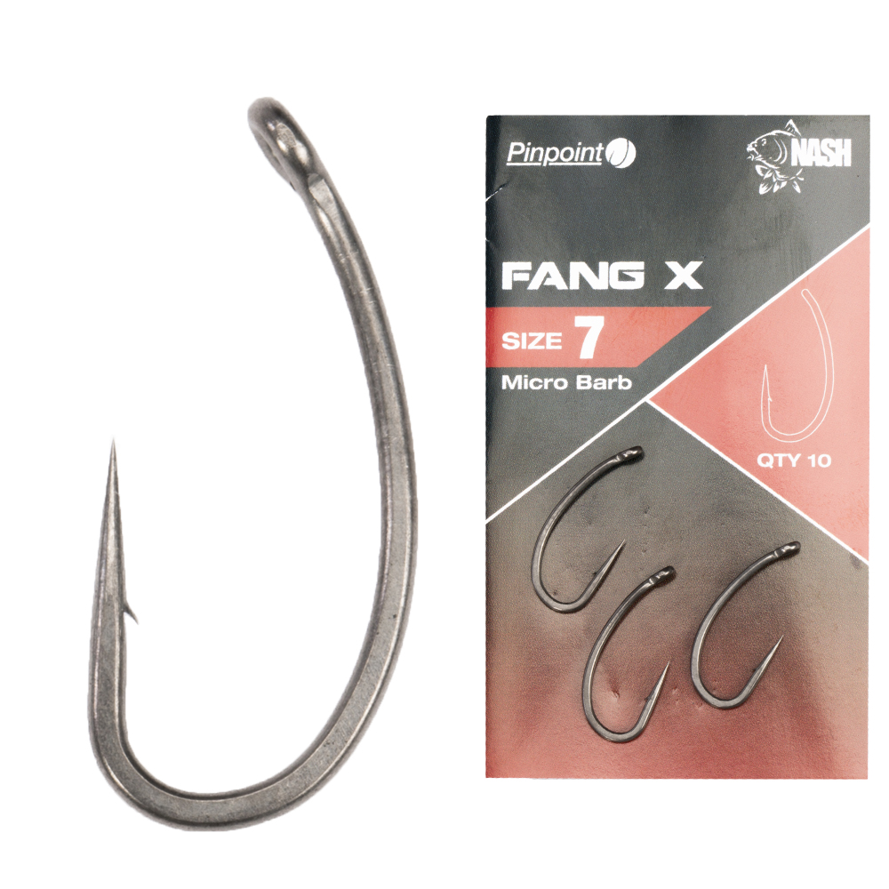 NASH Pinpoint Fang X 10ks