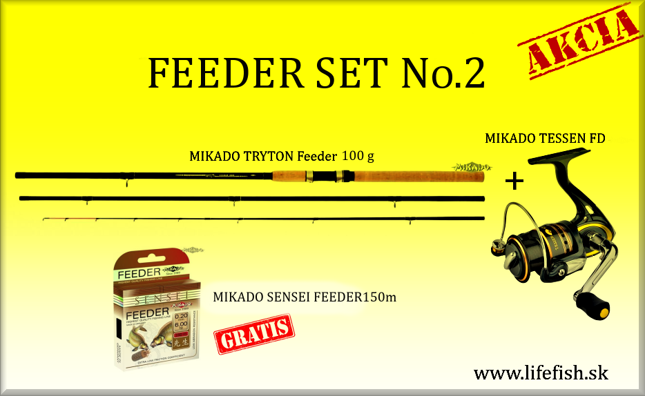 MIKADO Feeder Set No. 2