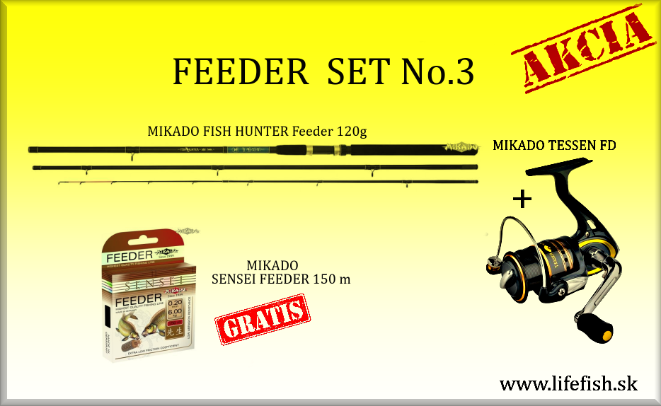 MIKADO Feeder Set No. 3