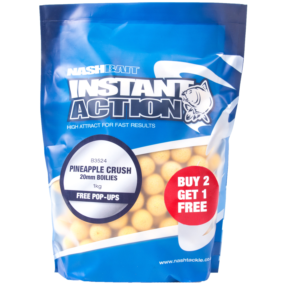 NASH Instant Action Pineapple Crush 20mm 1kg