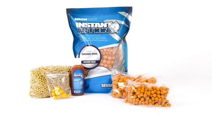 NASH Instant Action Session Pack