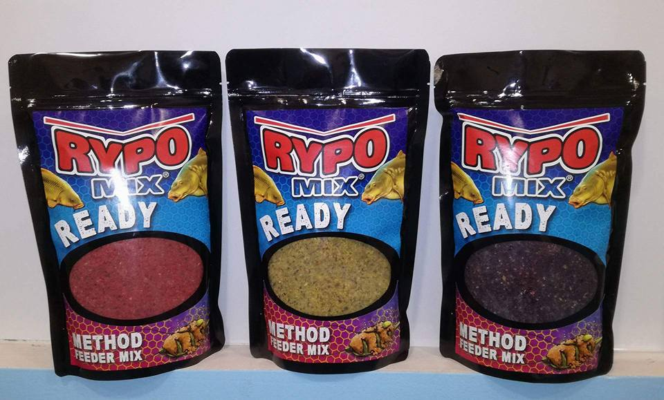 RYPO MIX Ready Method Feeder 1kg