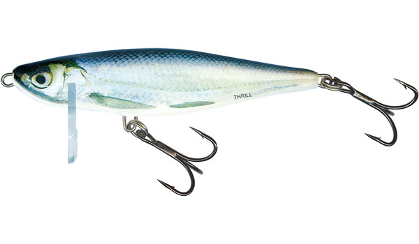 SALMO Wobler Thrill Sinking Real Bleak - 5cm, 6.5g