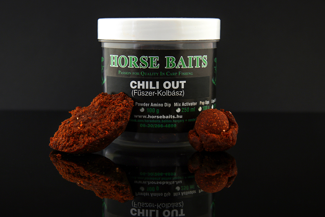 HORSE BAITS Pasta 250g - Chili Out
