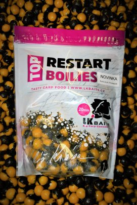 LK BAITS DUO X-Tra Boilies Nutric Acid/Pineapple 1kg