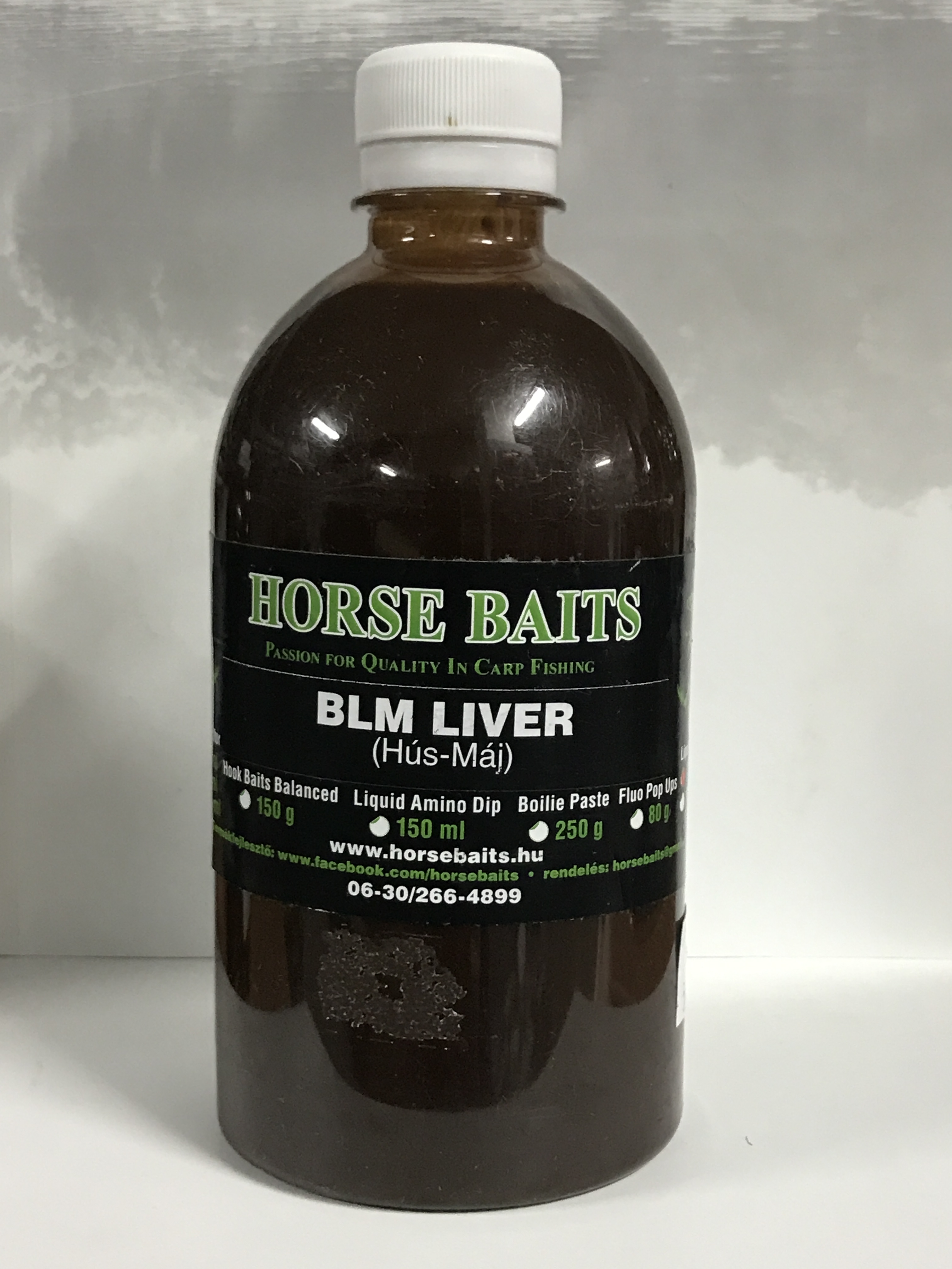 HORSE BAITS Liquid Feed 500ml - BLM Liver