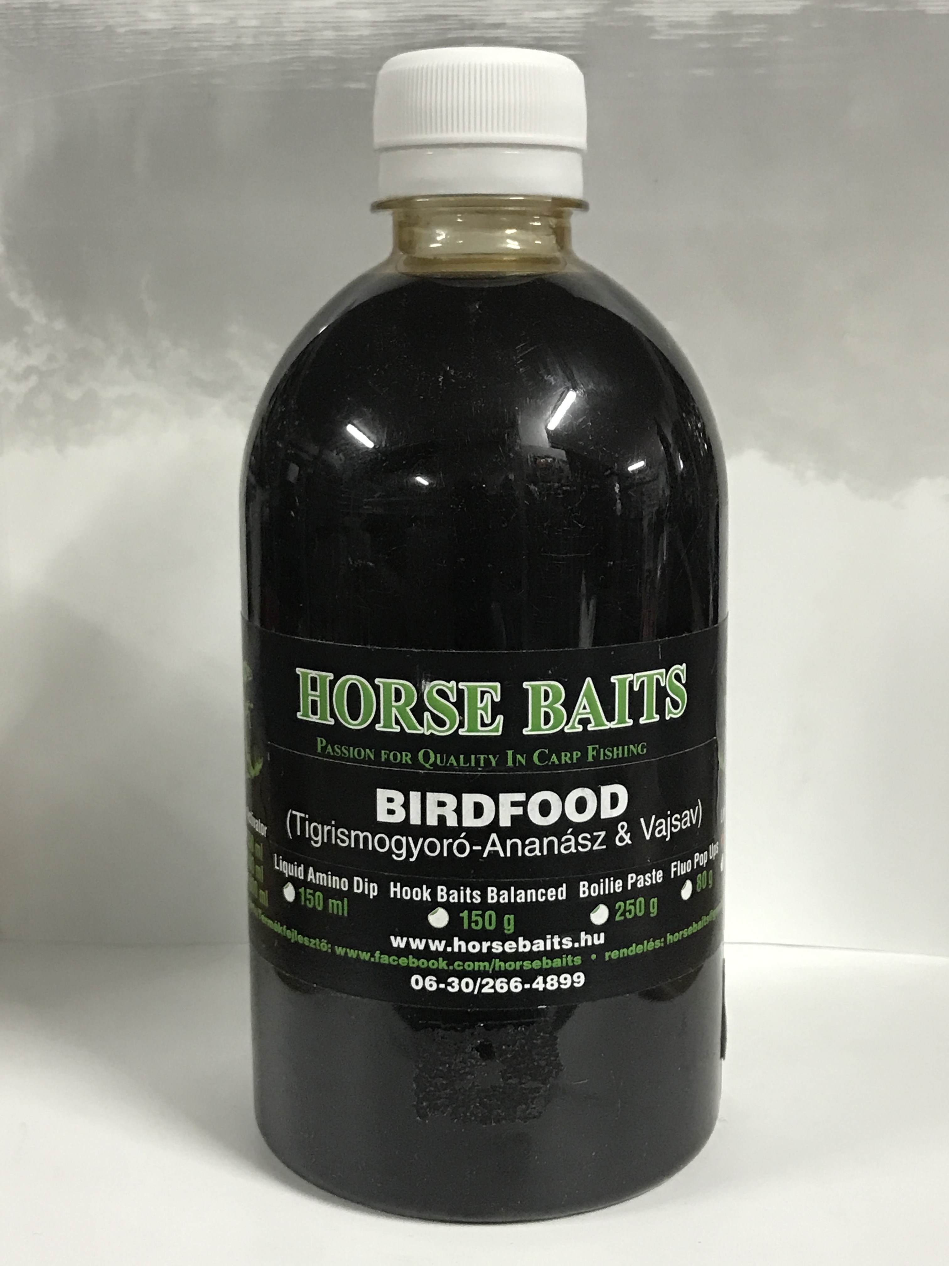 HORSE BAITS Liquid Feed 500ml - Birdfood