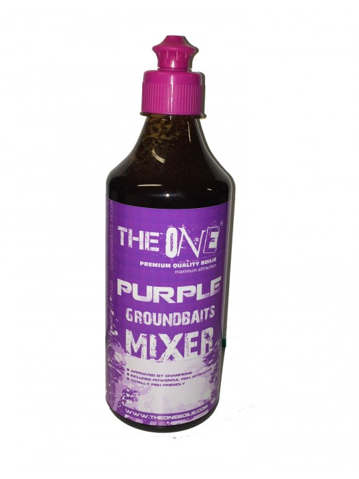 THE ONE Groundbaits Mixer 500ml - PURPLE
