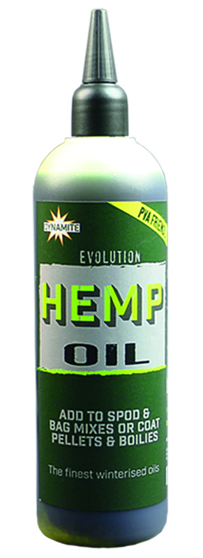 DYNAMITE BAITS Evolution Oils - Hemp 300ml