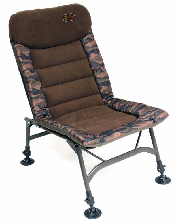 ZFISH Kreslo - Quick Session Camo Chair (120kg)