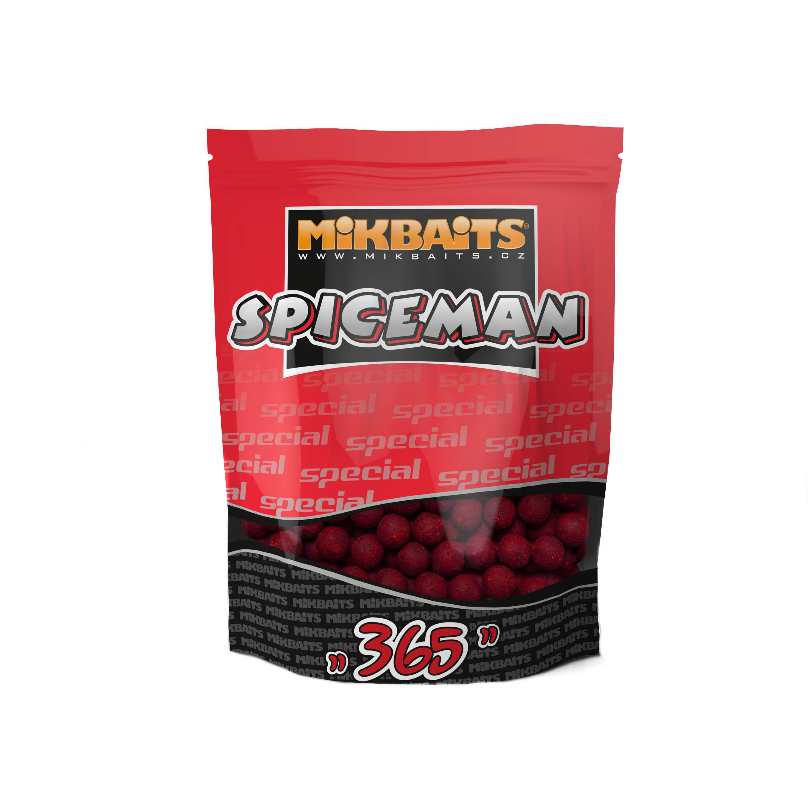 MIKBAITS Boilies Spiceman WS1 400g /16mm, 20mm, 24mm/