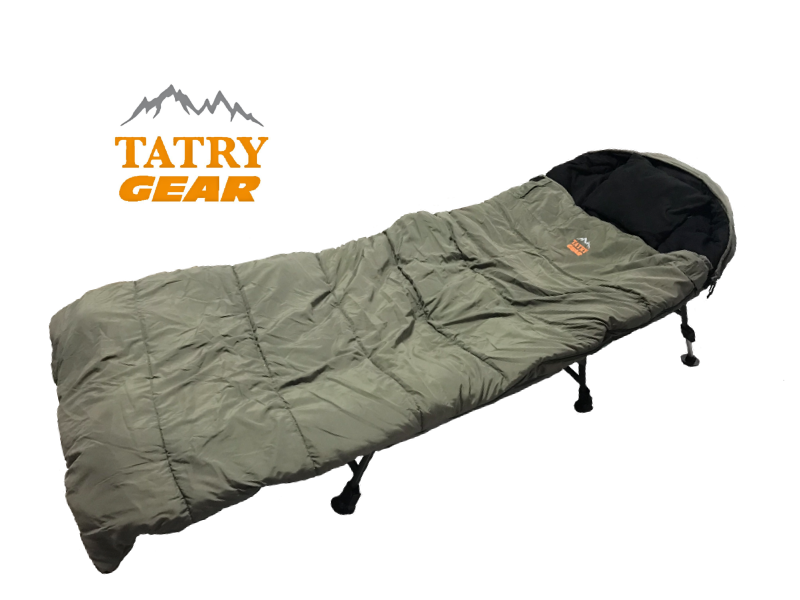 TATRY GEAR Spací vak - Sleeping Bag 4 Season