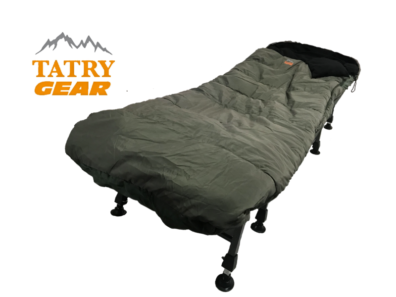 TATRY GEAR Spací vak - Sleeping Bag 5 Season /220x95cm/