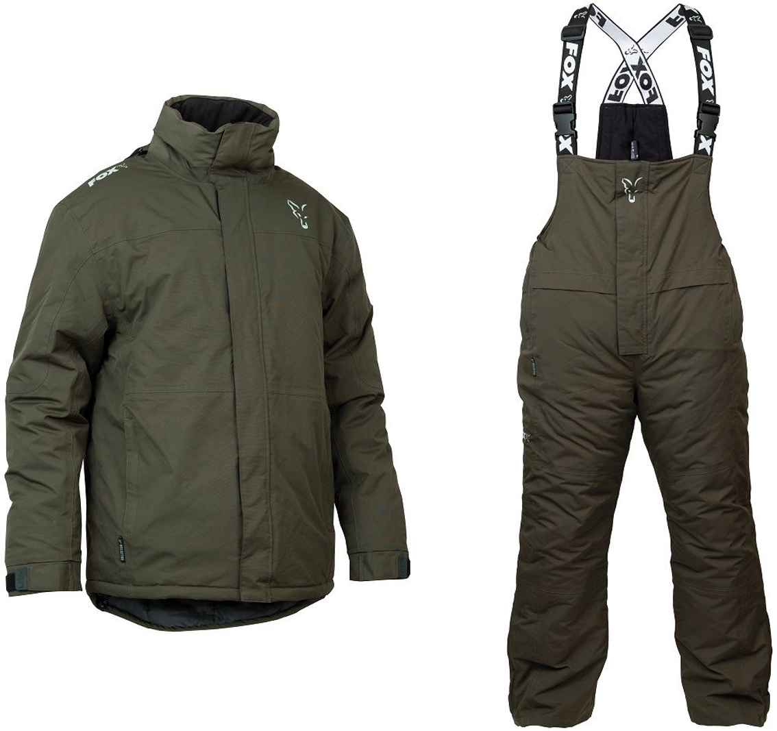 FOX Zimný Oblek Carp Winter Suit  - L