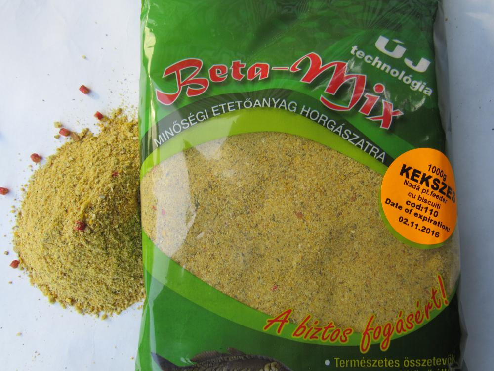 BETA MIX Krmivo 1 kg - Keksík