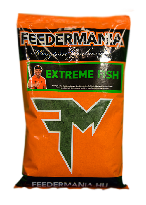 FEEDERMANIA EXTREME FISH - Method Mix 800g