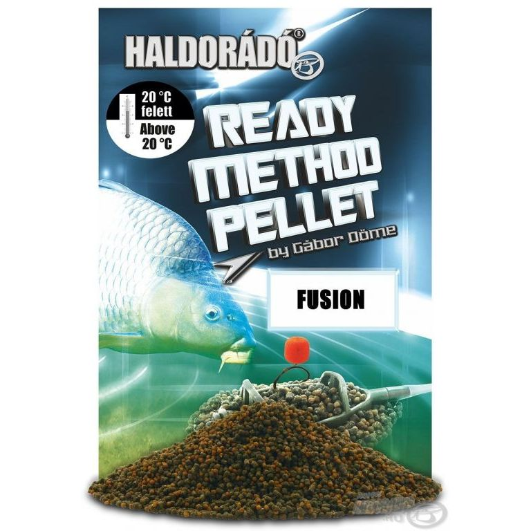HALDORADO Ready Method Pellet - Fusion