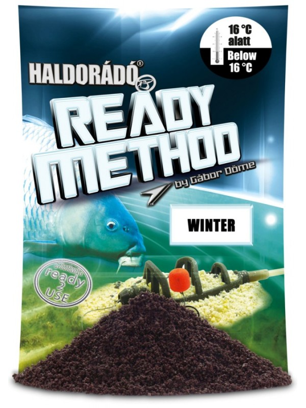 HALDORADO Ready Method Pellet - Winter