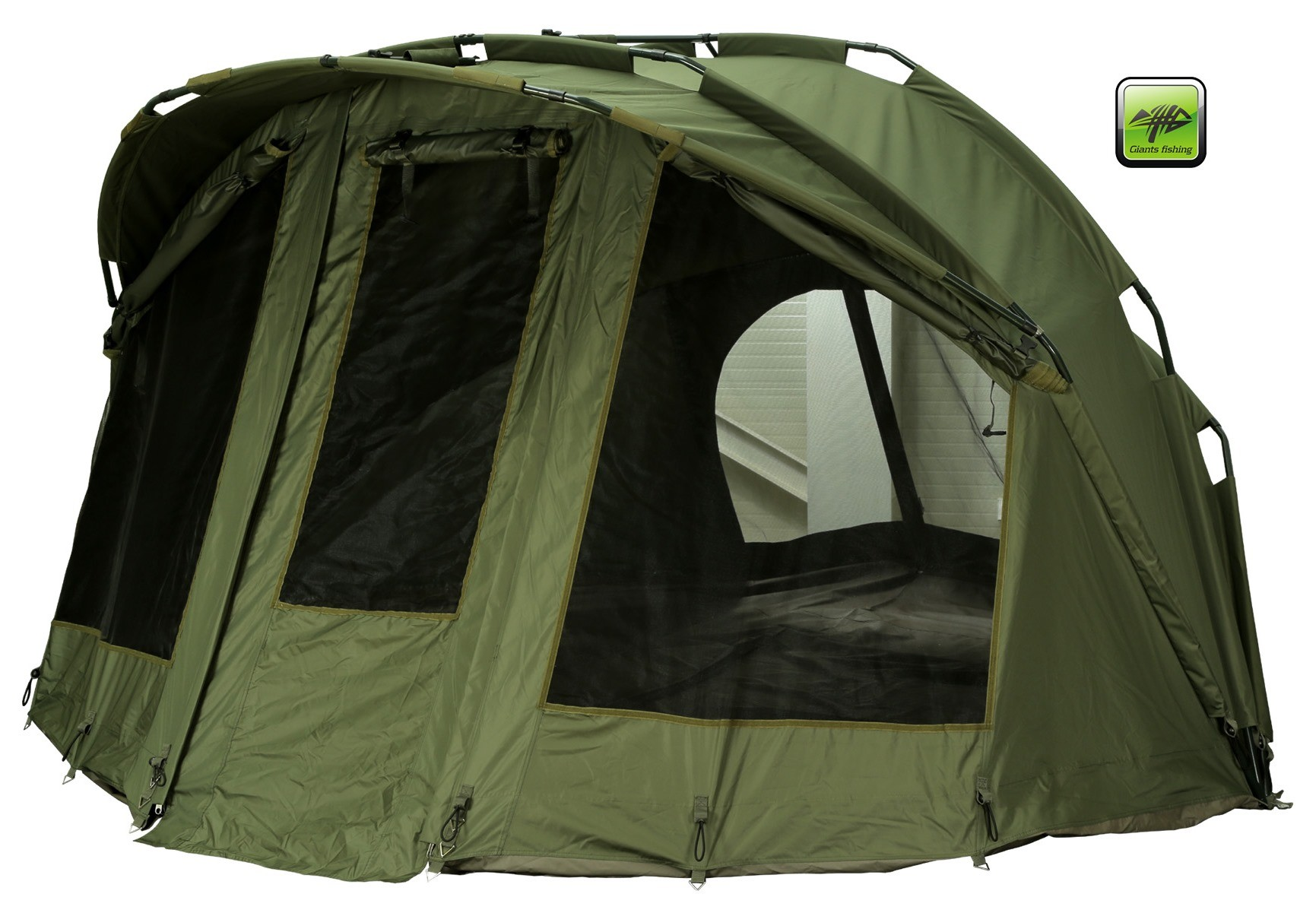 GIANTS FISHING Bivak - Luxury Bivvy 2-3 Man
