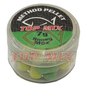 TOP MIX Method Pellet Pop Up 8mm - MED