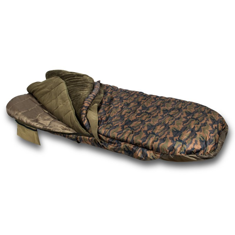 STARFISHING Spací vak - Repus Pro 365 2v1 Fleece Camo (212x85cm)