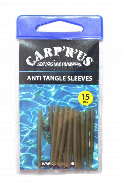 CARP´R´US Anti tangle sleeves 15ks