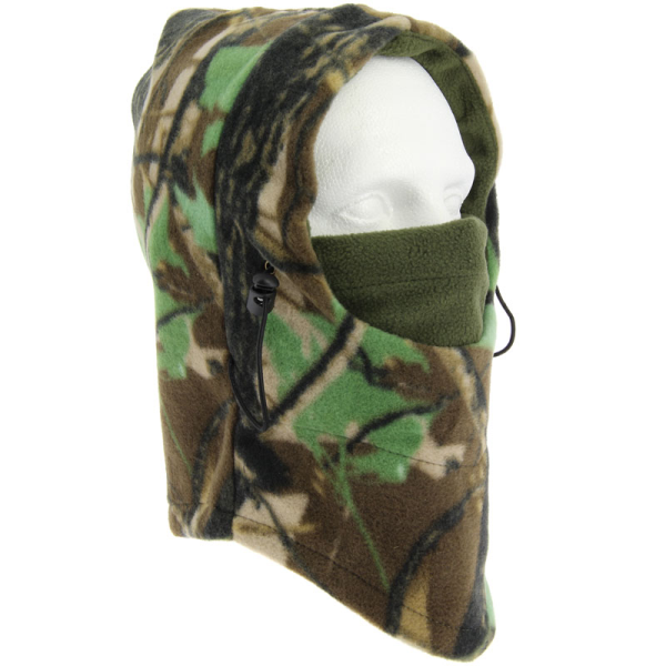NGT Kukla Deluxe Camo Snood Plus