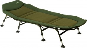GIANTS FISHING Lehátko - Bedchair Flat Fleece XL 8Leg