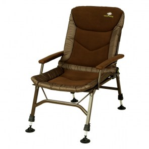 GIANTS FISHING Kreslo RWX Plus Fleece Chair