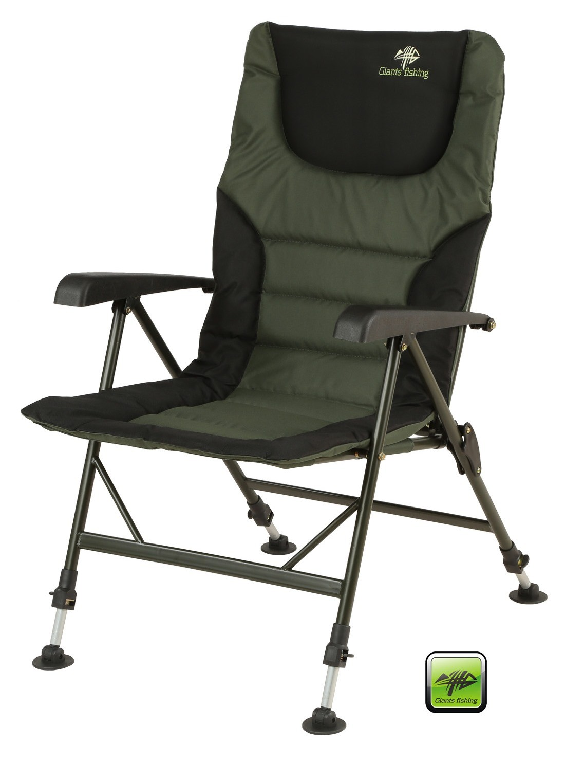 GIANTS FISHING Kreslo Komfy Plus Chair
