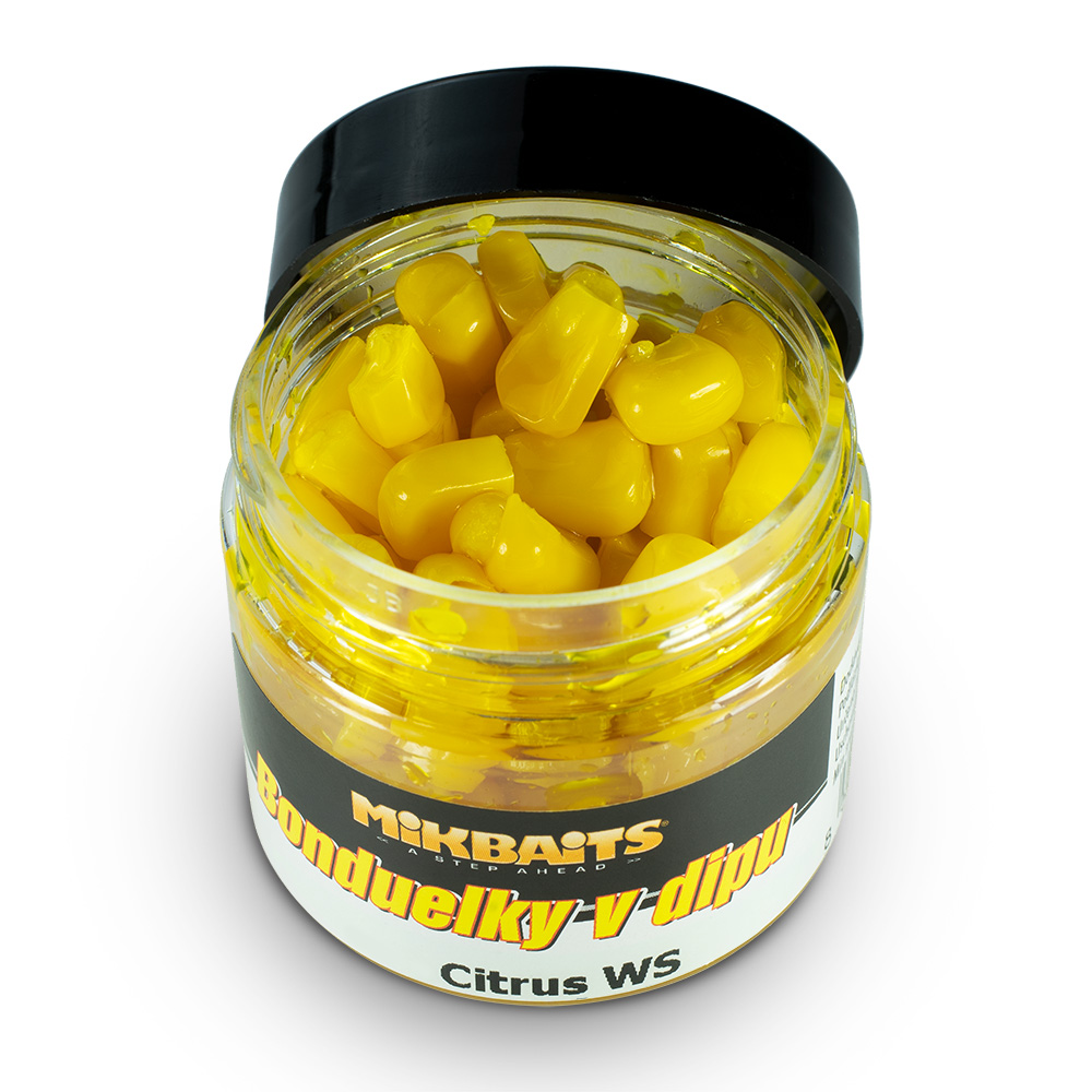 MIKBAITS Bonduelky v Dipu 50ml - CITRUS WS