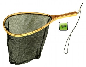 GIANTS FISHING Podberák - Trout Wood Landing Net - 60cm